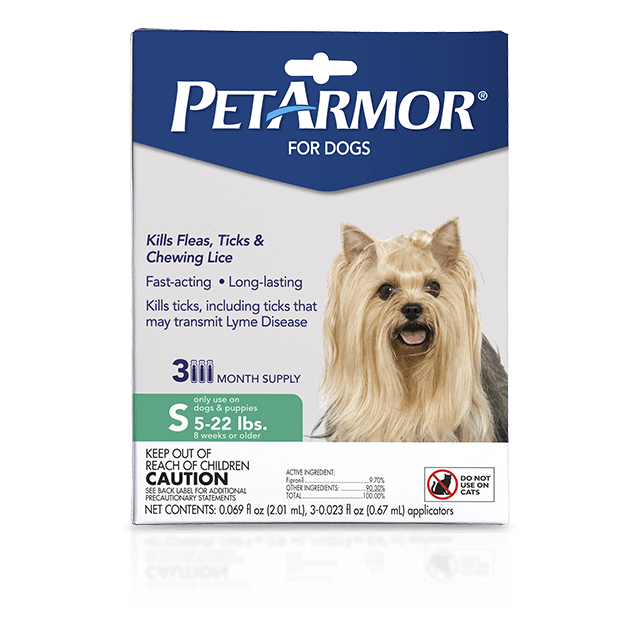 Petarmor For Dogs Vet Quality Flea And Tick Treatment