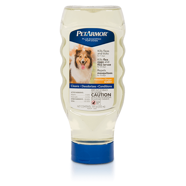 PetArmor Plus Flea & Tick Shampoo for Dogs