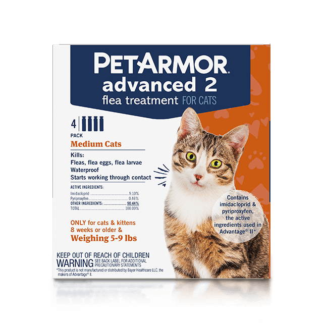 Petarmor advanced flea treatment for cats reviews