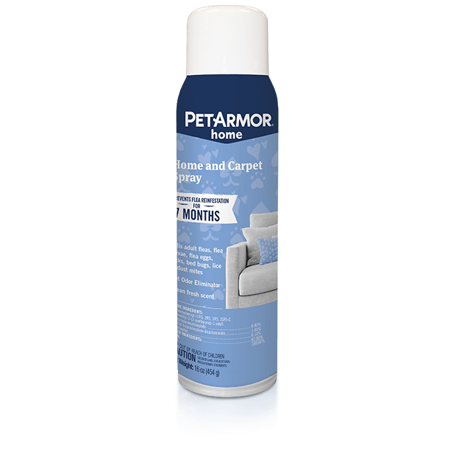 PetArmor Home - Home and Carpet Spray - Flea and Tick Treatment
