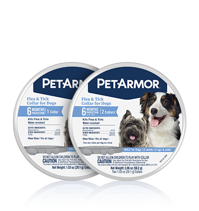 PetArmor Flea & Tick Collar for Dogs